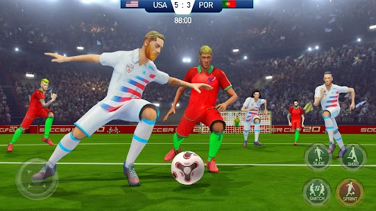 Play Soccer Cup 2020: Dream League Sports Mod Apk Download For Android 2