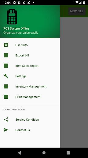 POS System Offline - FREE Point of Sales App screenshot 8