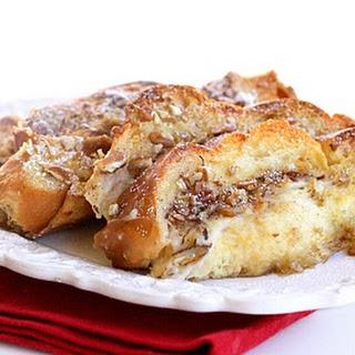 Overnight French Toast Casserole.