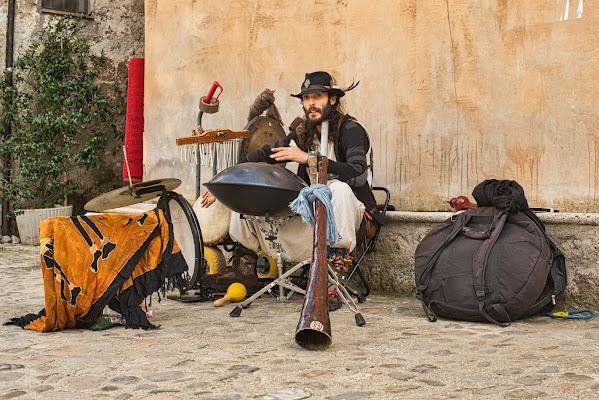 Il musicista viandante di francesca_pannuzzo