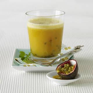 Passion Fruit Juice.