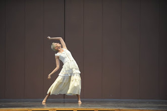 Photo: Choreography: Jennie Grimes Dancer: Michelle Brown Photo By: Parker Grimes