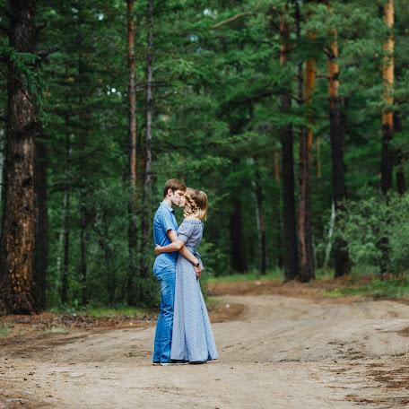 Wedding photographer Sergey Bumagin (sergeybumagin). Photo of 04.01.2018