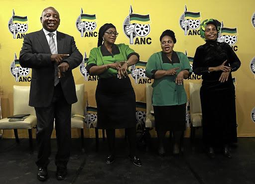 ANCWL wil hê dat sy leier, Bathabile Dlamini, weer in die regering moet wees - SowetanLIVE Sunday World