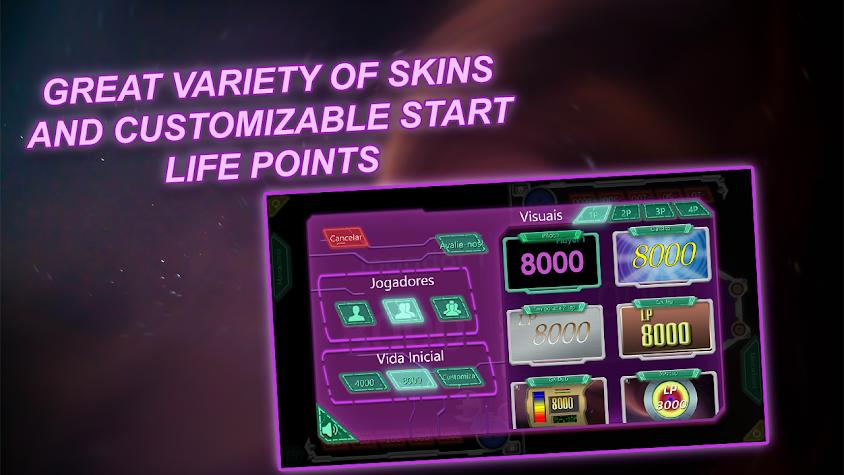 Life Points Counter PRO - Yu-Gi-Oh! Screenshot