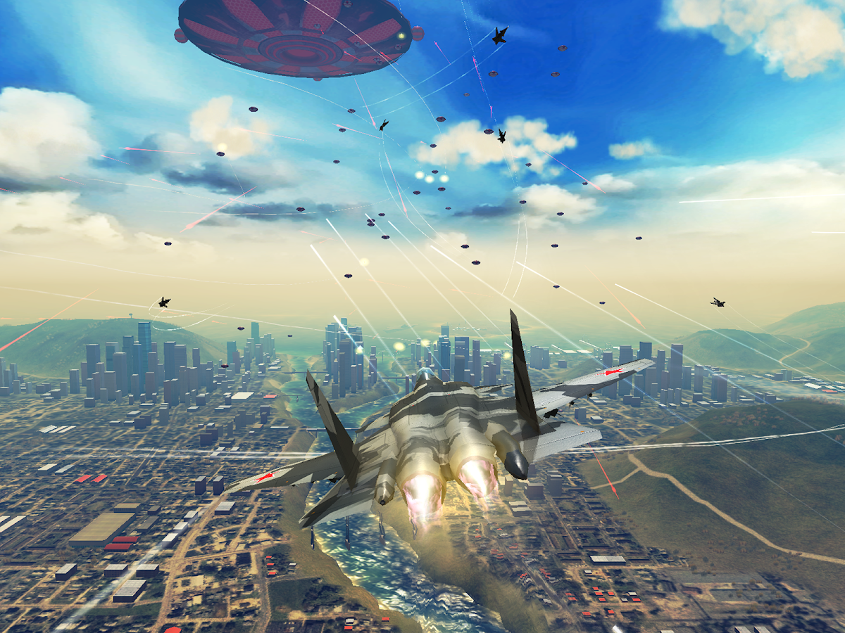 Sky Gamblers: Air Supremacy- screenshot