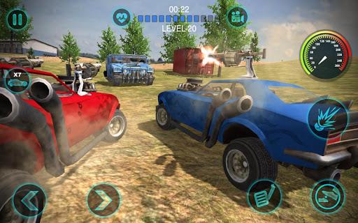 Player Car Battleground - Free Fire 1.3.1 screenshots 4