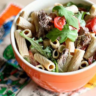 Pasta Salad With Blue Cheese Dressing Recipes.