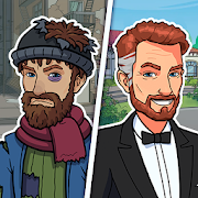 Hobo Life: Business Simulator & Money Clicker Game MOD APK 1.7 (Unlimited Money)