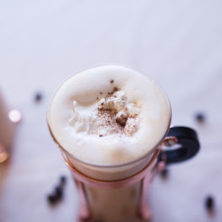 Irish Coffee with Hazelnut Whipped Cream Recipe