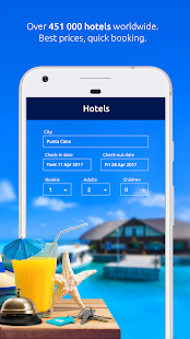 eSky Flights Hotels Rent a Car- screenshot thumbnail