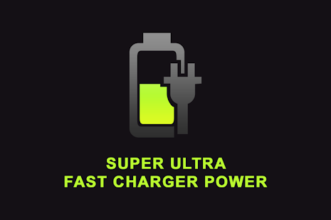 Super Ultra Fast Charger Power - náhled