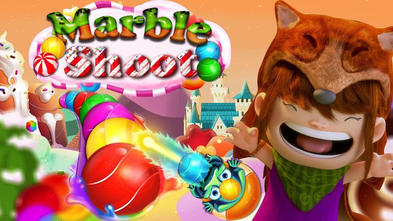 Скриншот Marble Shoot Deluxe