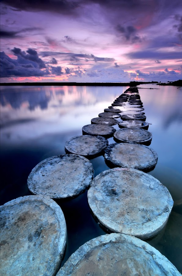 The CirCles by Reski Anto Tolla - Landscapes Waterscapes