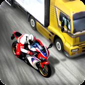 Motorbike Traffic Steer