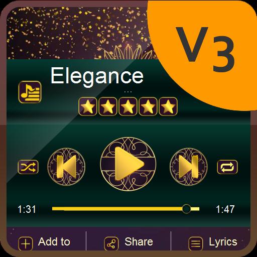 Elegance PlayerPro Skin