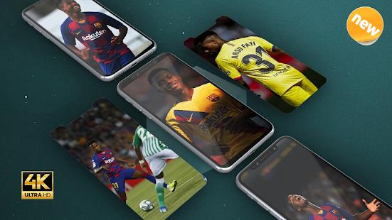Ansu Fati Wallpapers 4k Hd Google Play Də Tətbiqlər