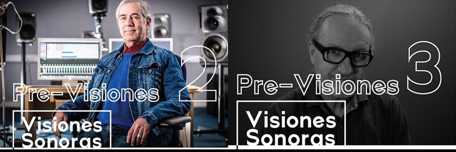 Pre-Visiones 2 y 3 Leigh Landy y Kent Olofsson