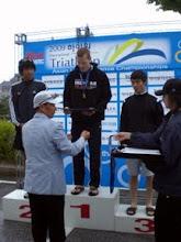 Photo: Asian Long Distance Champion 2009 S.Korea (M25--29)