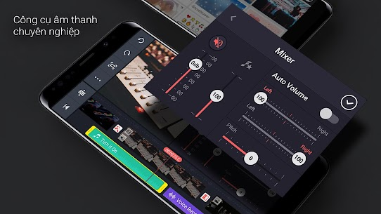 Tải KineMaster Pro – Phần mềm sửa video Mod mở khóa Premium miễn phí 5