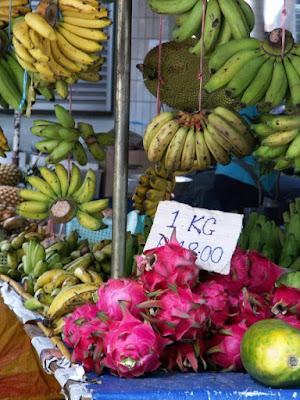 Banane e.... frutti del drago... di silviotta