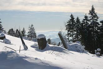 Photo: Aussicht nahe Bretterschachten