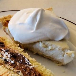 Grand Marnier Custard Pie