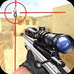 US Sniper Assassin Shoot Icon