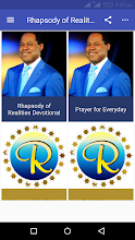 Rhapsody of Realities Devotion screenshot thumbnail