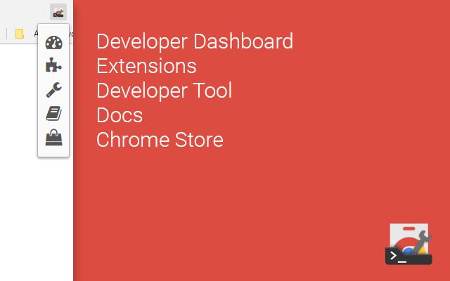 Extension Developer Tools - Shortcuts