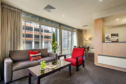 Quest on William Apartments, Melbourne CBD
