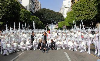 Desfile de Carnaval de Levante y Poniente