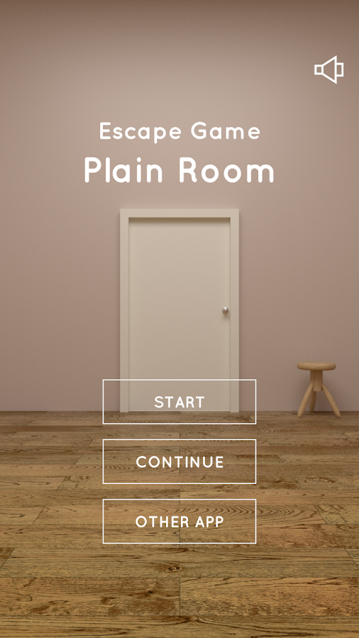 Escape Game Plain Room- screenshot