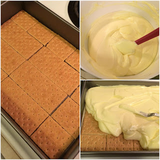 French Vanilla Cake Desserts Recipes.