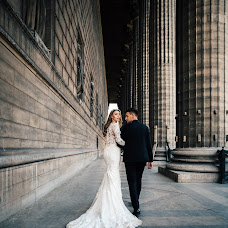 Fotografo di matrimoni Roman Pervak (Pervak). Foto del 07.01.2019