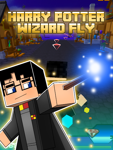 Harry Hogwarts Mystery Fly  screenshots EasyGameCheats.pro 1
