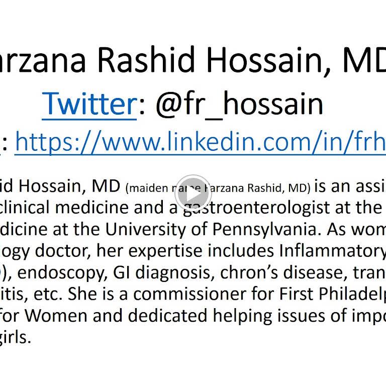 Dr  Farzana Rashid (Hossain), MD - Gastroenterologist in