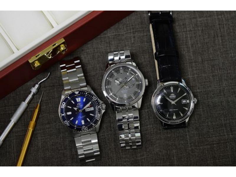 Bắt đầu với một cửa hàng đồng hồ bỏ túi, giờ đây Orient là một cái tên uy tín và nổi tiếng hàng đầu thế giới