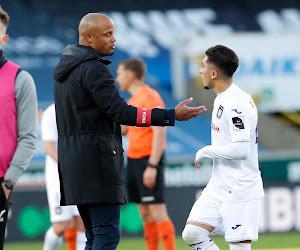 """Le rêve d'Anderlecht envolé ? """"C'est juste dommage d'encaisser, mais le résultat est correct"""""""