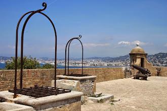 Photo: La terrasse Bazaine.