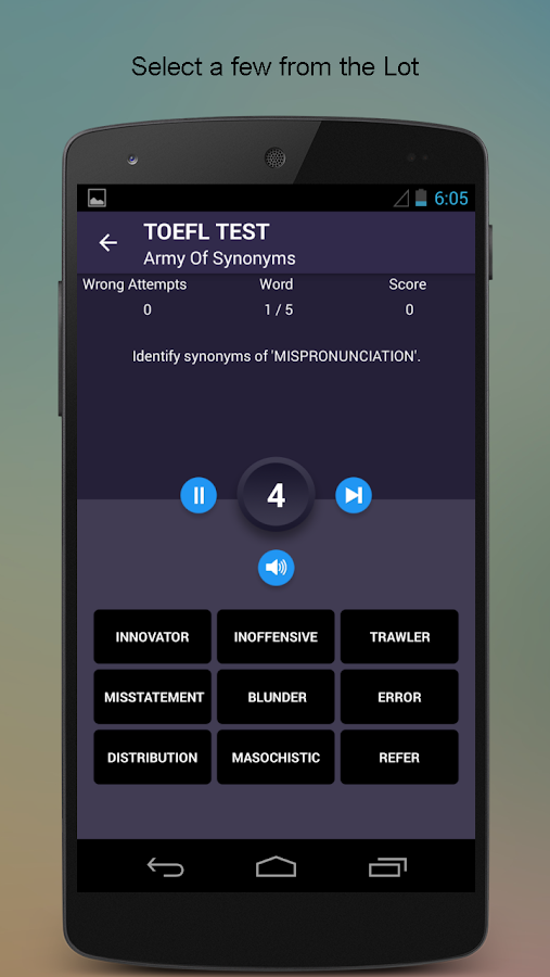 Prep Guide for TOEFL IELTS GRE- screenshot