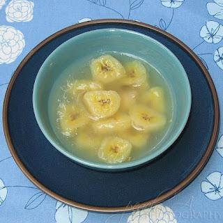 Postreng Saging/ Banana Soup