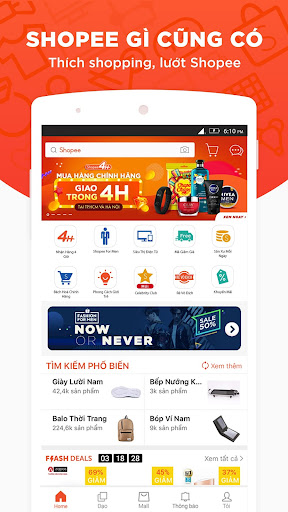 Shopee: Mua Hết Ở Shopee 2.35.25 screenshots 1