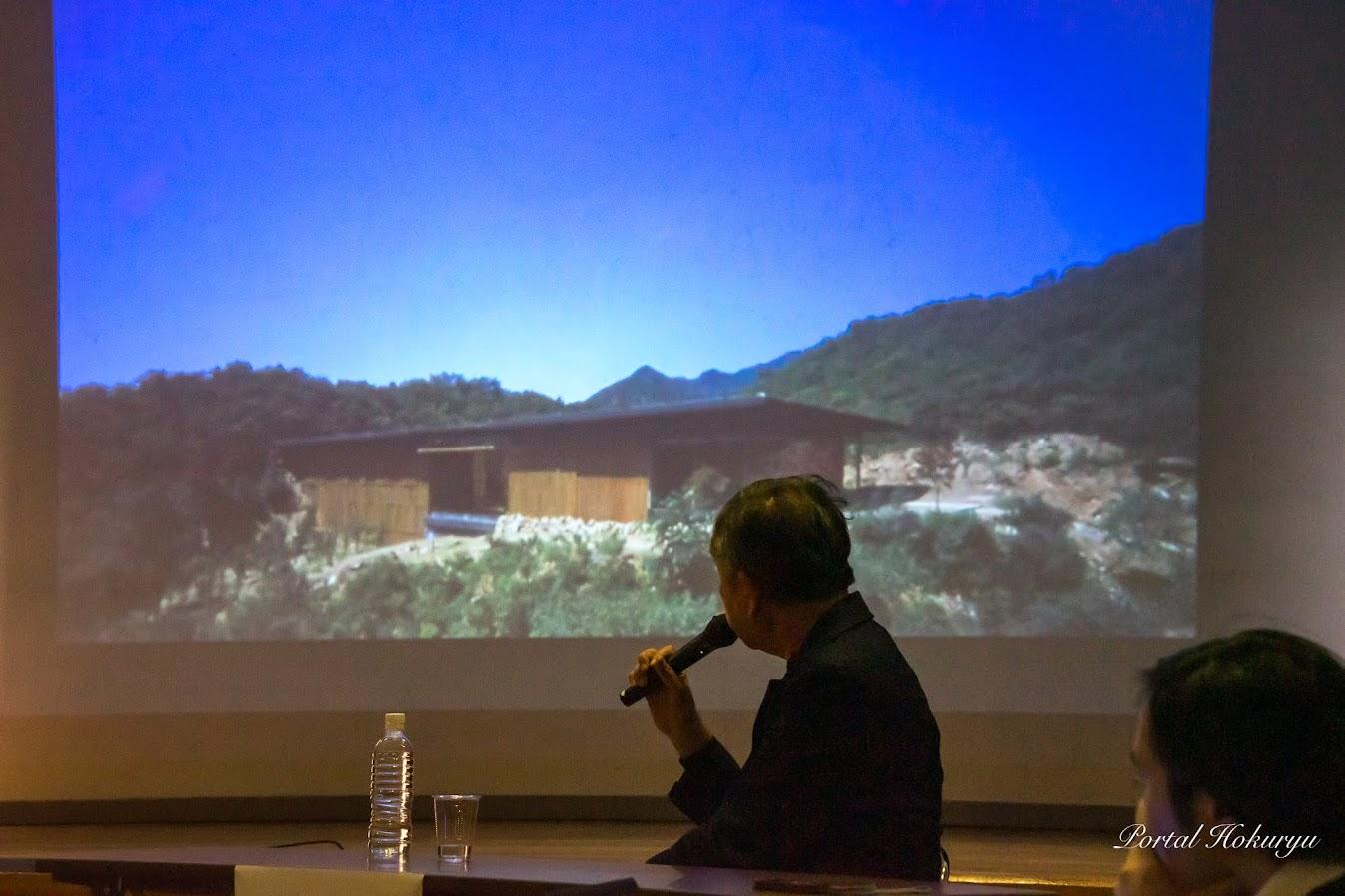 中国万里長城の麓に建つ「Commune by the Great Wall」