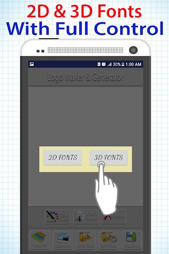 Logo Maker - Logo Creator, Generator & Designer 1.0.1 screenshots 6