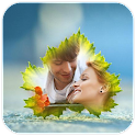 Leaf Photos Frame 2016 icon