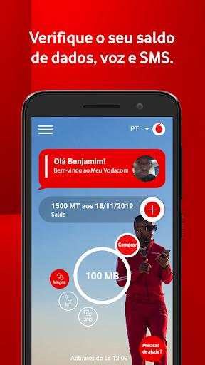 Meu Vodacom Mou00e7ambique Screenshots 1
