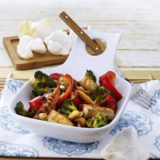 Colorful Tofu Stir Fry.
