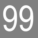 BN Pro White Text icon
