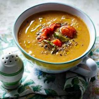 Roast Vegetable Soup.